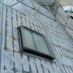 【屋根カバー工法】カラーベスト屋根に自然な石粒が美しい「ディーズルーフィング」を重ね葺き 高砂市H様邸(築30年一戸建て、屋根葺き替え)