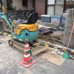 ブロック塀を壊して庭を駐車場として使えるように 高砂市A様邸(外構リフォーム)