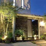 【虫が寄りにくく植物を傷めない照明】エクステリアライトで庭を楽しむ【加古川市・高砂市で外構リフォームならウオハシ】