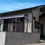 平屋のサイディング外壁塗り替え工事 姫路市S様邸(築20年一戸建て、屋根・外壁塗装)