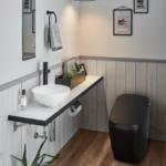 【玄関や廊下にも設置OK!】LIXILの新商品「どこでも手洗」