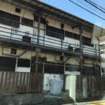 加古川市アパートの外壁塗装・雨樋交換