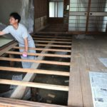 【畳のたわみ】シロアリ被害に遭った床のやり替え 小野市N様邸(和室リフォーム)