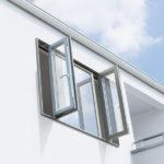 【換気量が約22倍に!】ウインドキャッチ連窓 (加古川市・高砂市で窓リフォームならウオハシ)