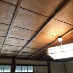 和室天井の張り替え・縁側フローリング重ね張り 姫路市T様邸(築40年)
