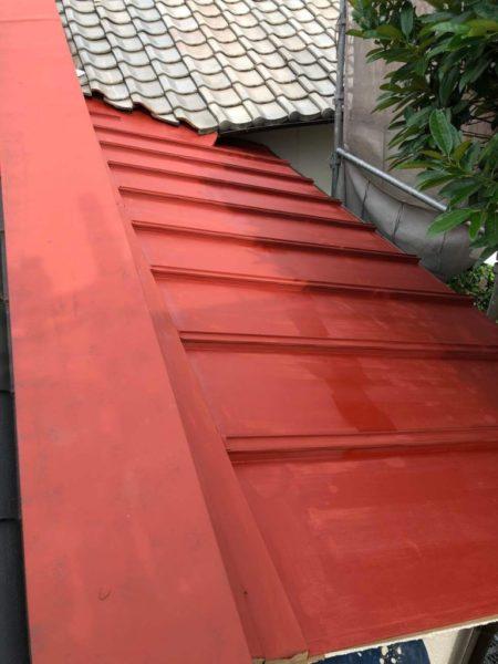 板金屋根サビ止め塗料