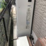 【故障してお湯が出ない】薄型タイプのエコキュート取り替え 高砂市S様邸(積水ハウス築23年)