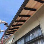 古い銅板の屋根をガルバリウム鋼板に葺き替え 高砂市M様邸(築40年)