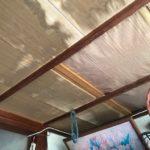 雨漏りのシミがついた天井をリフォーム 高砂市F様邸(築40年)