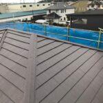 横暖ルーフαSに葺き替えて屋根軽量化! 高砂市M様邸